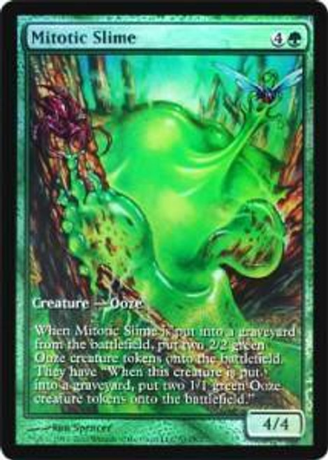 MtG Assorted Promo Cards Promo Mitotic Slime [Magic 2011 Game Day]