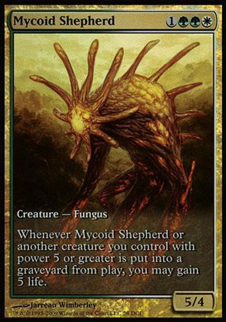 MtG Assorted Promo Cards Promo Mycoid Shepherd [Alara Reborn Game Day]