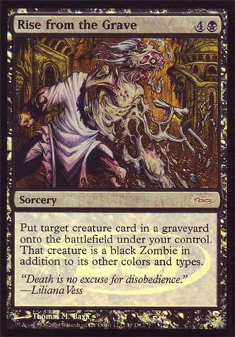 MtG Wizards Play Network Promo Foil Rise from the Grave