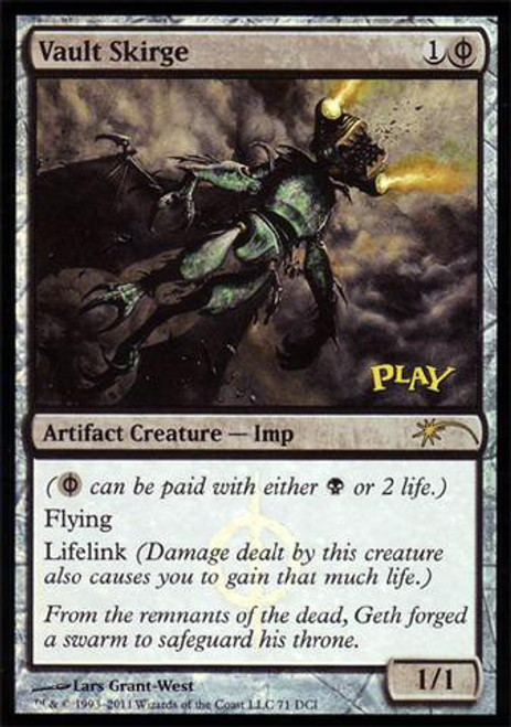 MtG Wizards Play Network Promo Vault Skirge [WPN Promo]