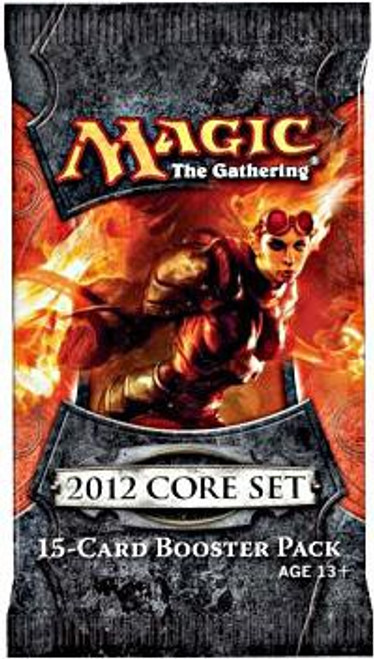 MtG Trading Card Game 2012 Core Set Booster Pack [15 Cards]