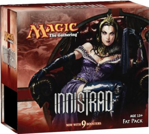 MtG Trading Card Game Innistrad Fat Pack