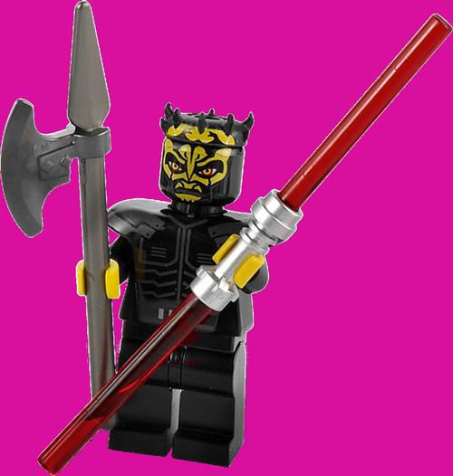 LEGO Star Wars Savage Opress Minifigure [Loose]