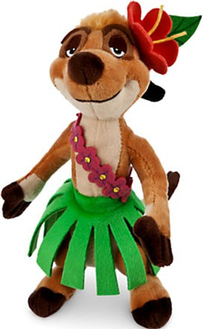Disney The Lion King Hula Timon Exclusive 8-Inch Plush