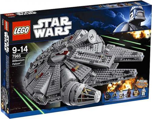 LEGO Star Wars A New Hope Millennium Falcon Set #7965