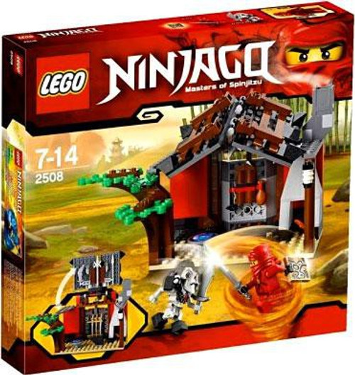 LEGO Ninjago Blacksmith Shop Set #2508