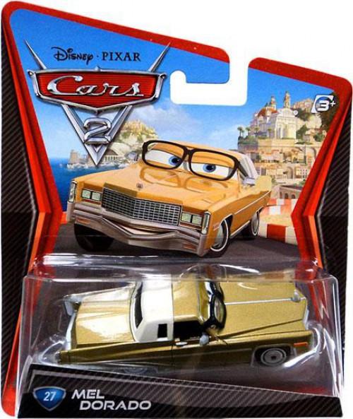 Disney / Pixar Cars Cars 2 Main Series Mel Dorado Diecast Car