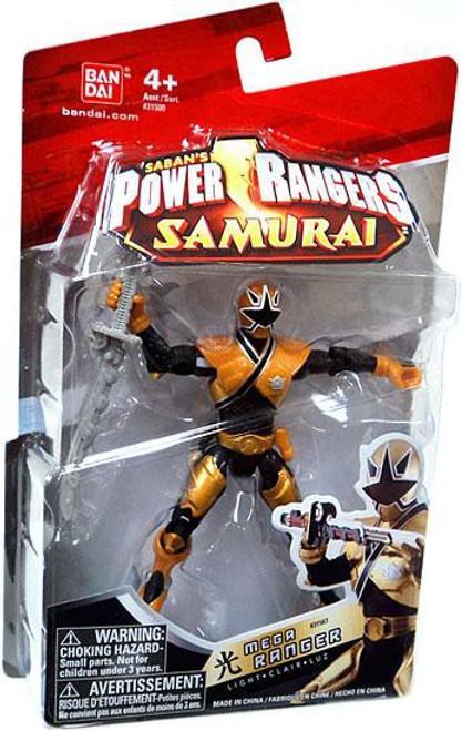 Power Rangers Samurai Mega Ranger Light Action Figure