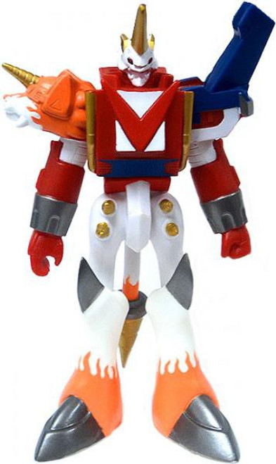 Digimon Xros Wars Shoutmon X4 5-Inch PVC Figure