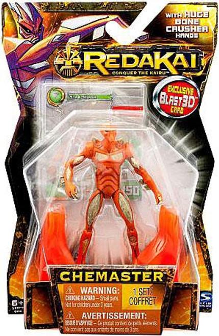 Redakai Chemaster Action Figure