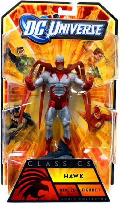 DC Universe Classics Wave 20 Hawk Action Figure #1