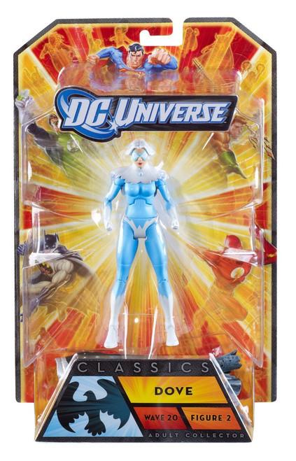 DC Universe Classics Wave 20 Dove Action Figure #2