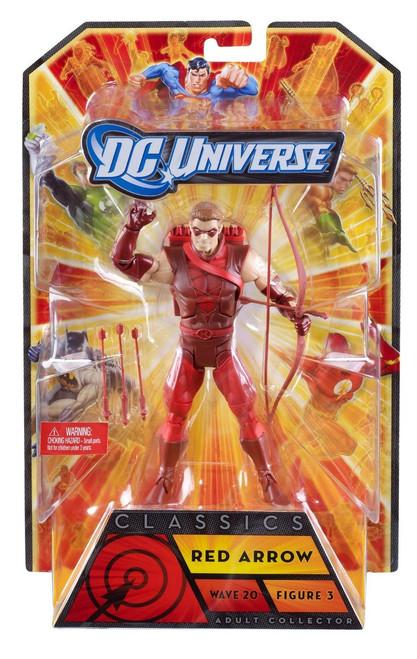 DC Universe Classics Wave 20 Red Arrow Action Figure #3