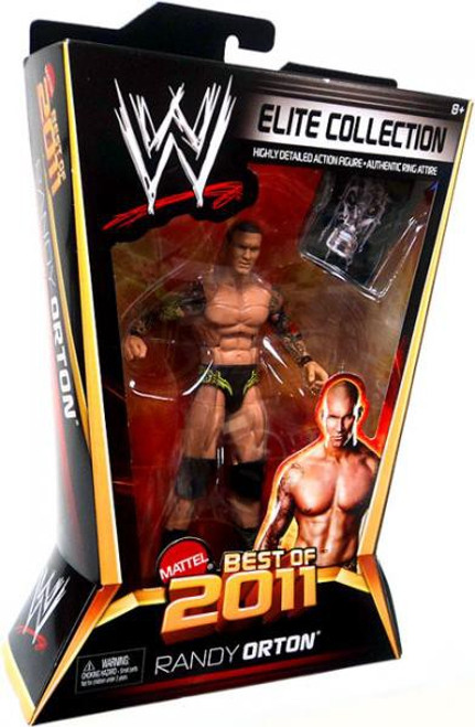WWE Wrestling Elite Collection Best of 2011 Randy Orton Action Figure