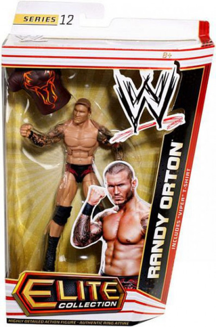 WWE Wrestling Elite Collection Series 12 Randy Orton Action Figure
