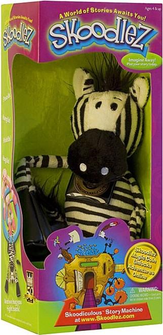 Skoodlez Dooney Plush [Zebra]