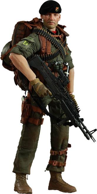 GI Joe Rock N' Roll Collectible Figure [Machine Gunner]