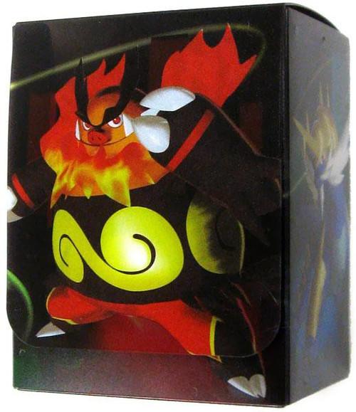 Pokemon Black & White Emboar, Serperior & Samurott Deck Box