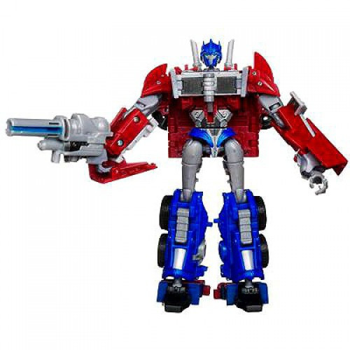 Transformers First Edition Matrix of Leadership Optimus Prime Exclusive Action Figure