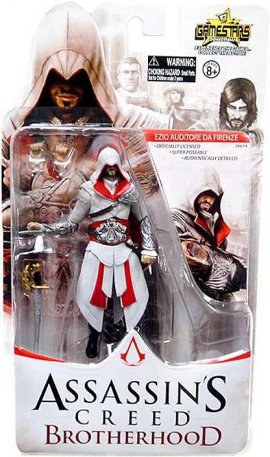 Assassin's Creed Brotherhood Gamestars Ezio Auditore da Firenze Action Figure