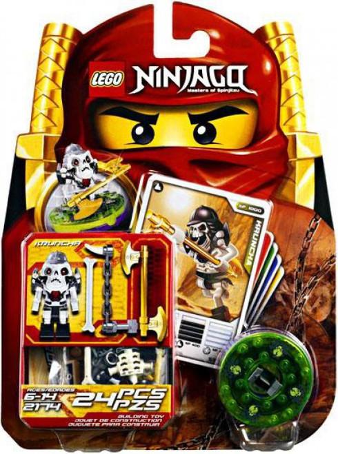 LEGO Ninjago Spinjitzu Spinners Kruncha Set #2174
