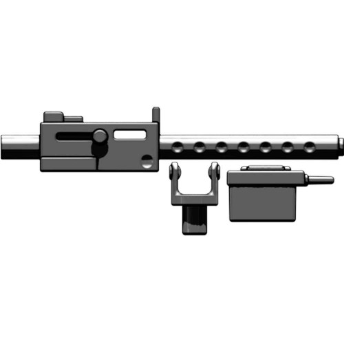 BrickArms M1919 Machine Gun 2.5-Inch [Black]