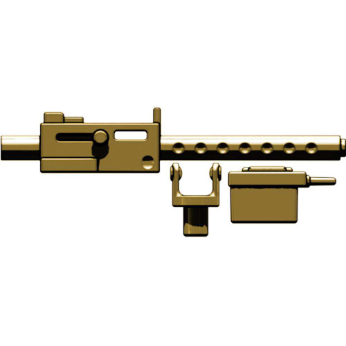 BrickArms M1919 Machine Gun 2.5-Inch [Brass]