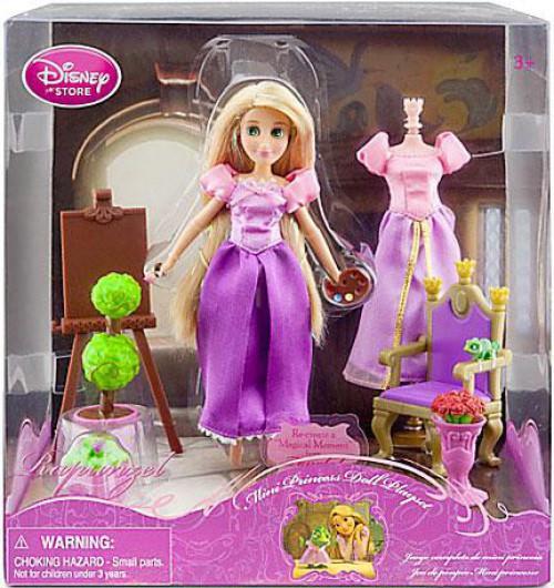 Disney Tangled Mini Princess Doll Playset