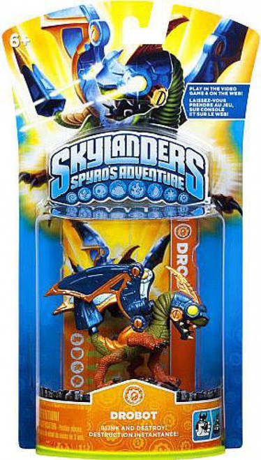 Skylanders Spyro's Adventure Drobot Figure Pack