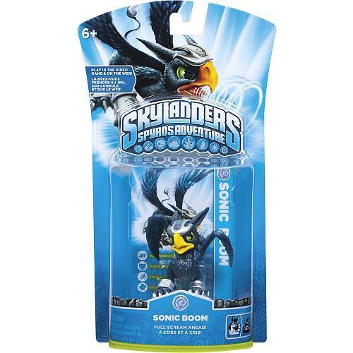 Skylanders Spyro's Adventure Sonic Boom Figure Pack