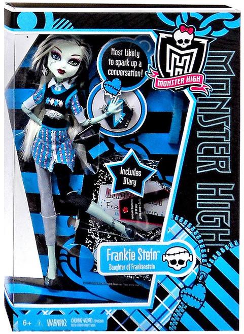 Monster High Frankie Stein 10.5-Inch Doll