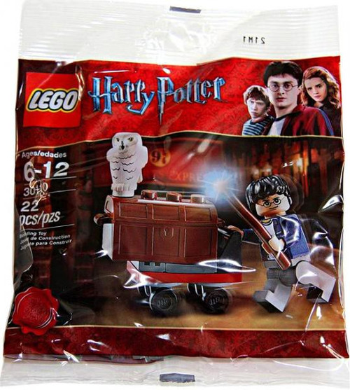 LEGO Harry Potter Series 2 Trolley Mini Set #30110 [Bagged]