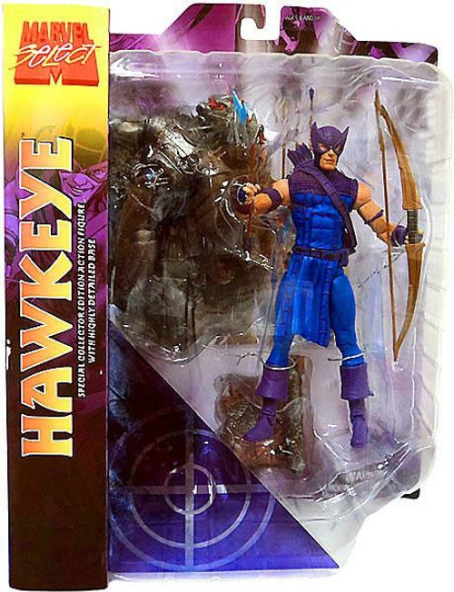 Marvel Select Hawkeye Exclusive Action Figure