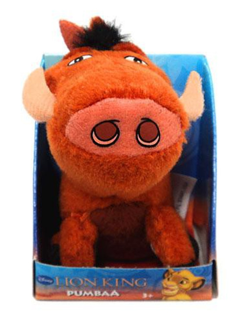 Disney The Lion King Pumbaa 2-Inch Plush Figure [Mini]