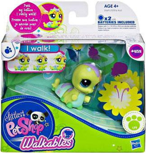 Littlest Pet Shop Walkables Caterpillar Figure #2312