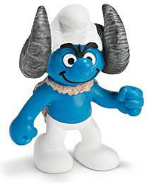 The Smurfs Aries Smurf Mini Figure