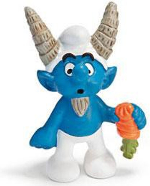 The Smurfs Capricorn Smurf Mini Figure