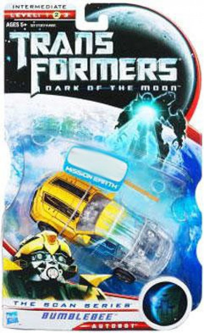 Transformers Dark of the Moon The Scan Series Bumblebee Exclusive Deluxe Action Figure