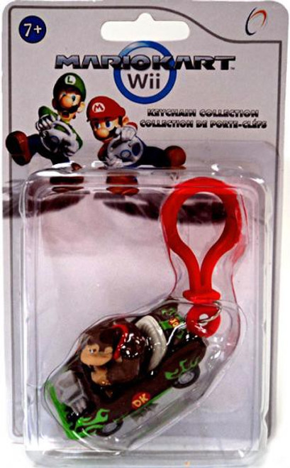 Super Mario Mario Kart Wii Donkey Kong Keychain [Roadster]