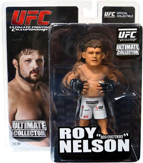 UFC Ultimate Collector Series 8 Roy Nelson Action Figure