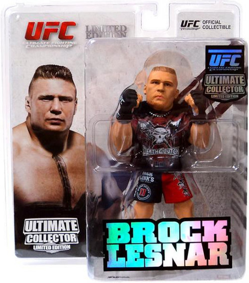 UFC Ultimate Collector Series 8 Brock Lesnar Action Figure [Limited Edition]