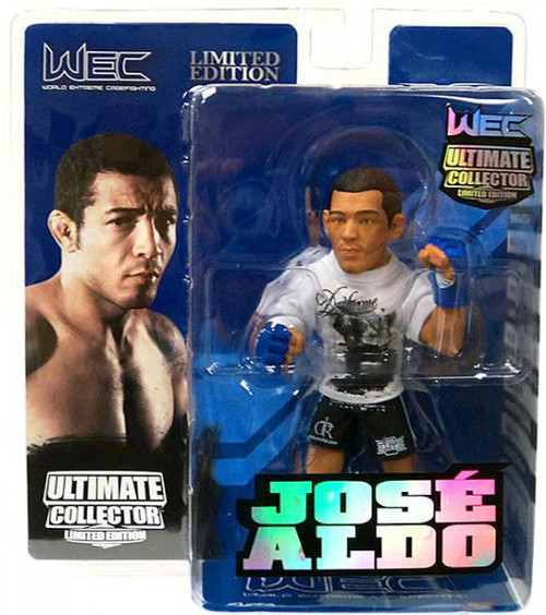 UFC Ultimate Collector Series 8 Jose Aldo Action Figure [Limited Edition]