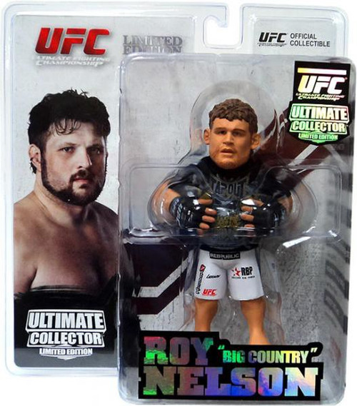 UFC Ultimate Collector Series 8 Roy Nelson Action Figure [Limited Edition]