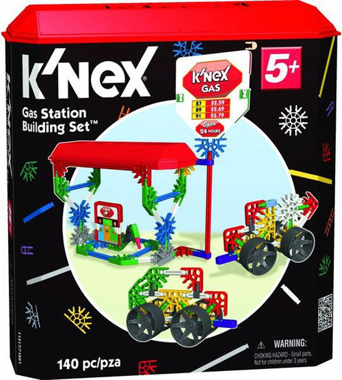 K'Nex Gas Station Set #11317