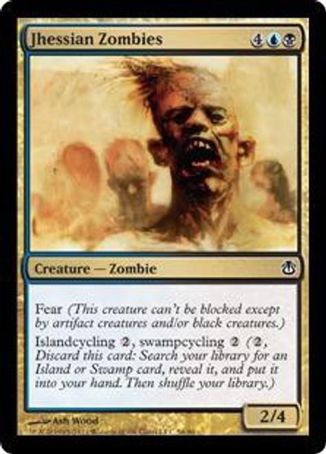 MtG Duel Decks: Ajani vs. Nicol Bolas Common Jhessian Zombies #56