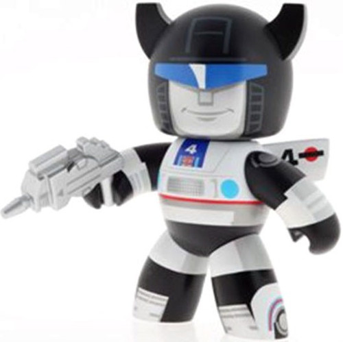 Transformers Mighty Muggs Jazz Exclusive Vinyl Figure
