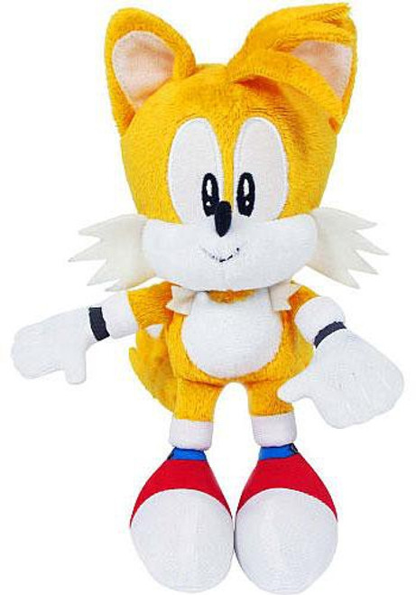 Sonic The Hedgehog 20th Anniversary Tails 7-Inch Plush