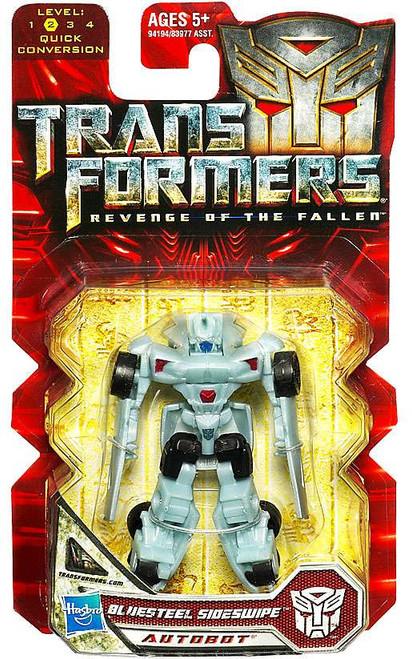Transformers Revenge of the Fallen Bluesteel Sideswipe Legend Action Figure