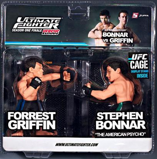 UFC Ultimate Collector Versus Series 2 Forrest Griffin vs. Stephen Bonnar Action Figure 2-Pack [Limited Edition]