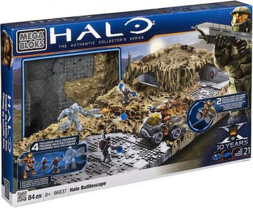 Mega Bloks Halo Battlescape Set #96837